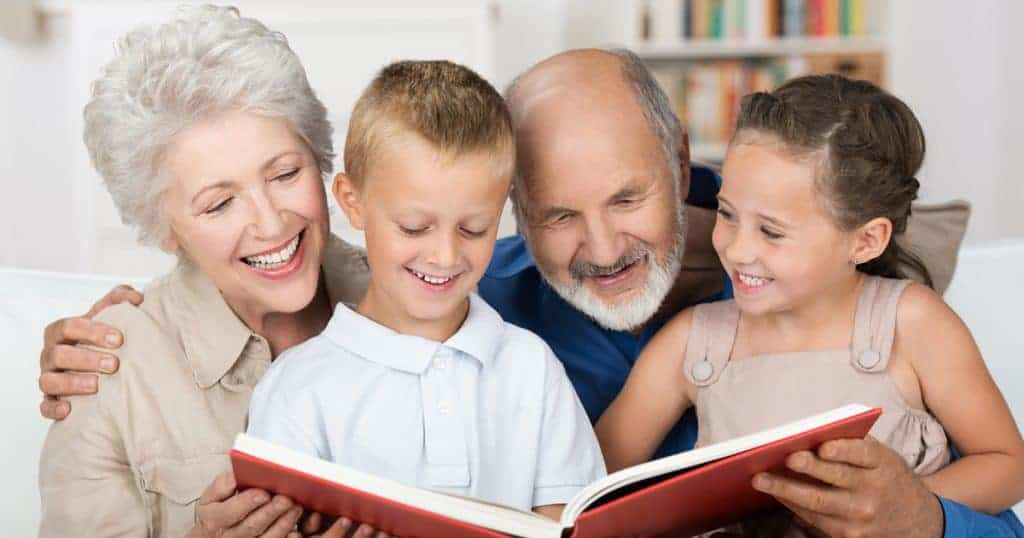Homeschool Grandchildren