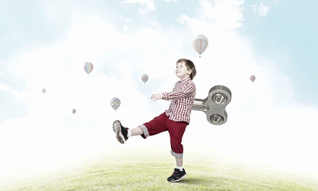 Active Special Needs Child