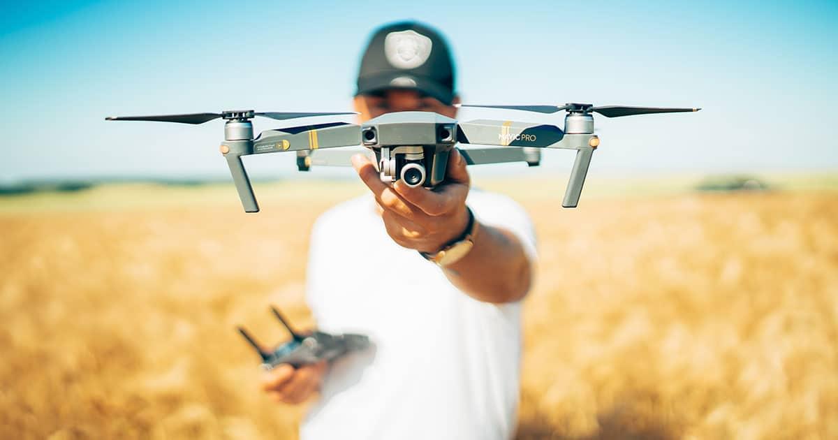drones homeschooling