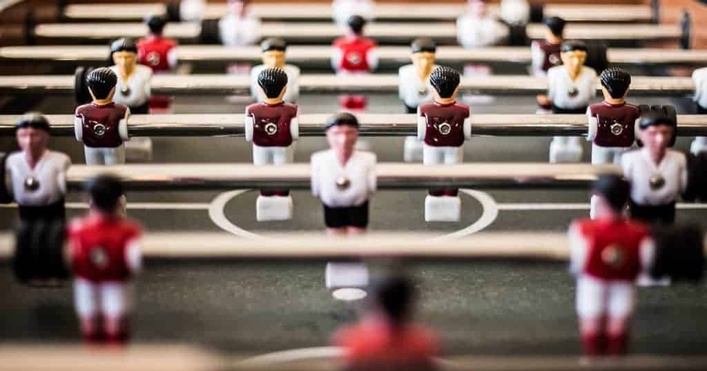 homeschool sports alternatives foosball