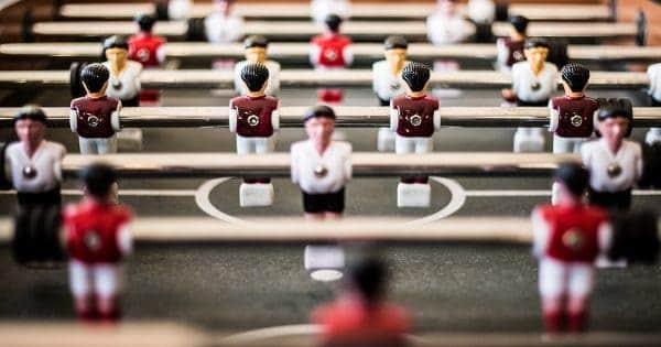 homeschool sports alternatives foosball