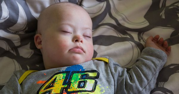 Children with Special Needs Sleep