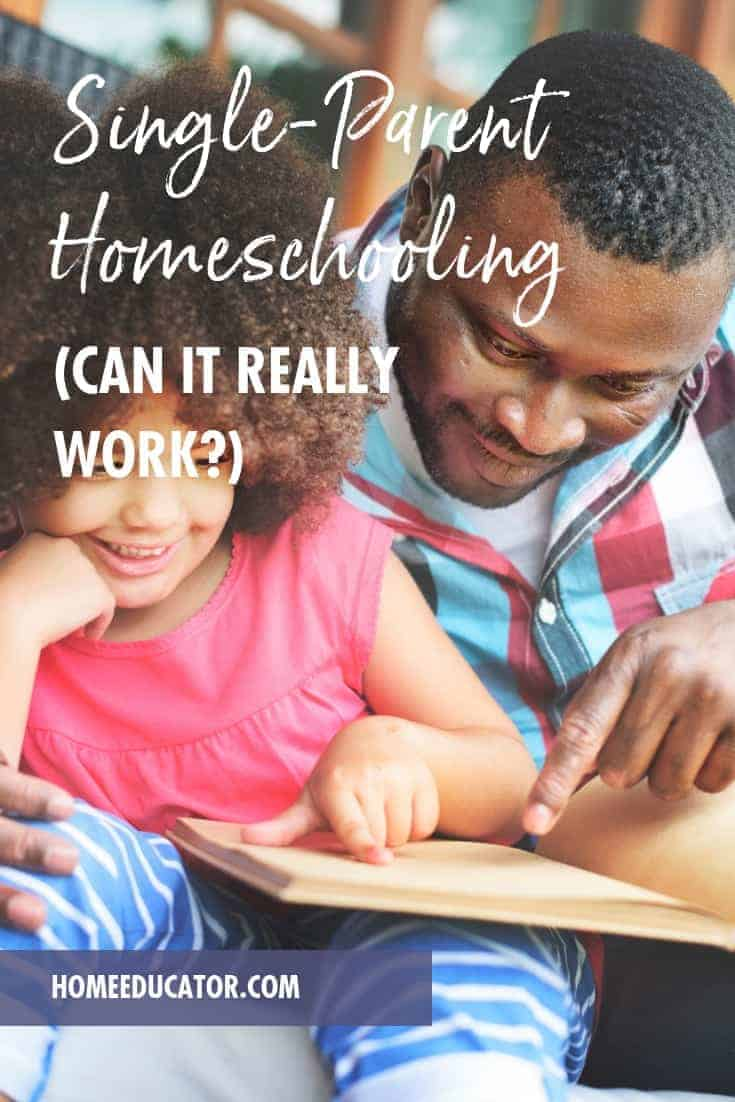 Single-Parent Homeschooling (Can It Really Work?)