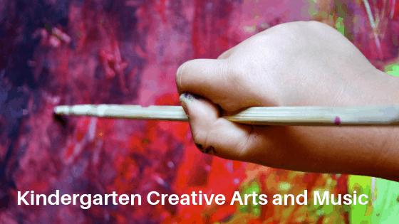 Kindergarten Creative Art and Music