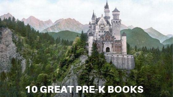 10 Great Pre-K Books