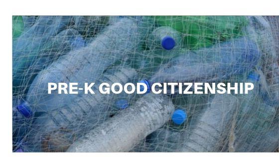 Pre-K Good Citizenship