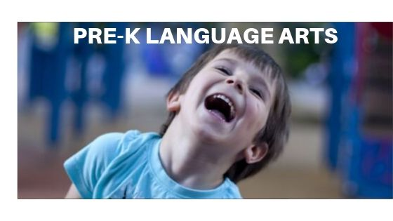 Pre-K Language Arts