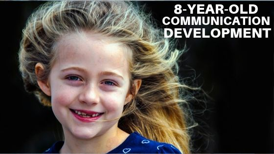 8-Year-Old Communication Development
