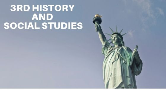 3rd Grade Homeschool History and Social Studies