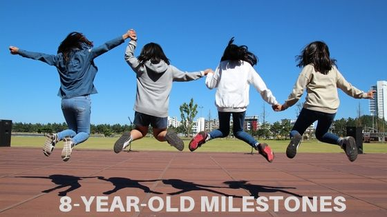 8-Year-Old Developmental Milestones