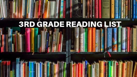 Homeschool 3rd Grade Reading List (10 Great Books)