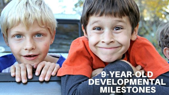 9-Year-Old Developmental Milestones