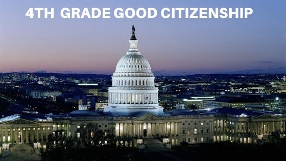 4th Grade Good Citizenship Lesson Plans