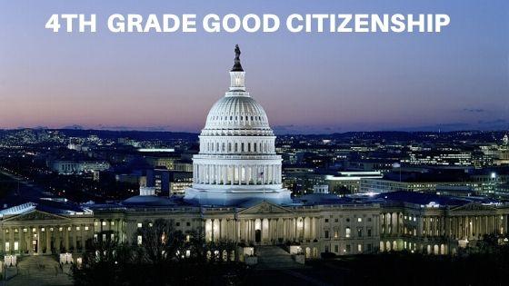 4th Grade Good Citizenship Lesson Plans