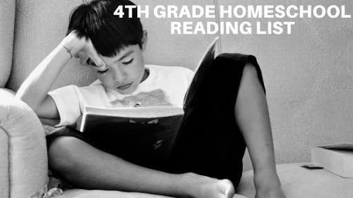 4th Grade Homeschool Reading List (10 Great Books)