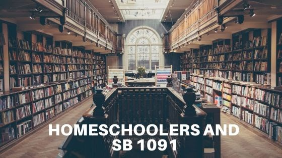 Under SB 1091 Homeschoolers Still Earn College Credit with Concurrent Enrollment