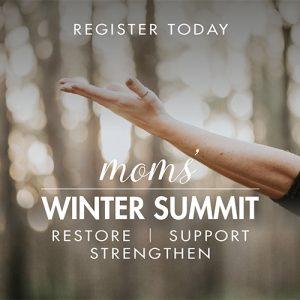 Mom's Winter Summit