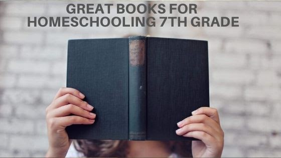 Homeschooling 7th Grade Reading List (10 Great Books)