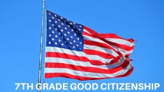 7th Grade Good Citizenship Lesson Plans